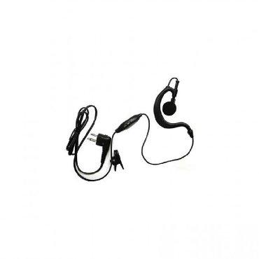 Ear Hanger wih Mic and PTT