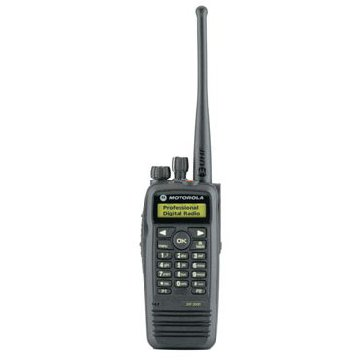 MOTOROLA DP3600 / DP3601 Digital Portable Radio