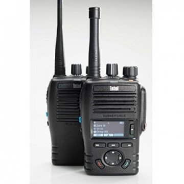 Entel DX400 Series DMR Hand-Portable Radios
