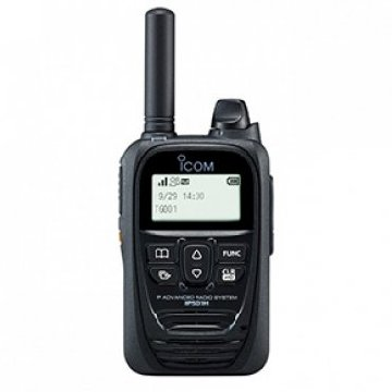 Icom IP501H LTE (4G) Two Way Radio
