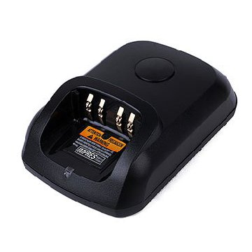 Single Chargers for Two-way Radios (available for all radio models)