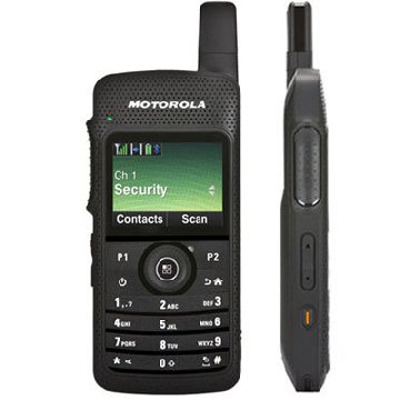 MOTOROLA SL4000/SL4010 Digital Portable Radio