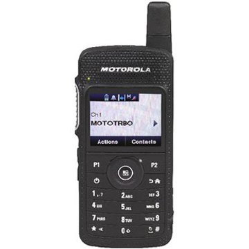 MOTOROLA SL4000E / SL4010E Digital Portable Radio