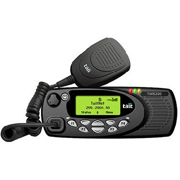 Tait TM8000 Mobile Radio