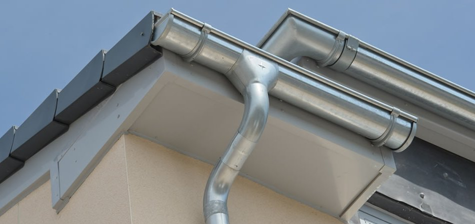extruded downpipes