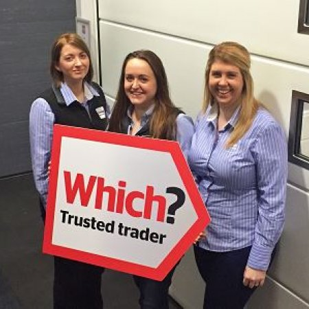 Ballymena Garage Door Manufacturer awarded Trusted Trader Accreditation by Which?