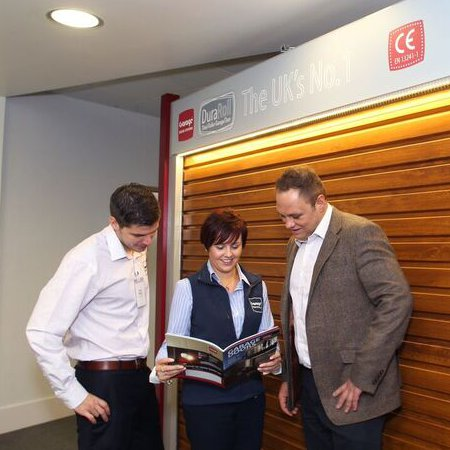 Garage Door Systems meet with UK Door Specialists to Explain the Importance of CE Marking