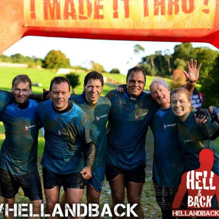 GDS Staff Members complete Hell & Back for Charity