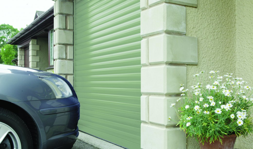 Insulated Roller Doors
