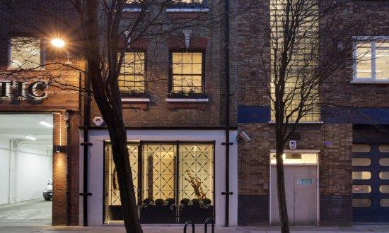 Private Dwelling - London