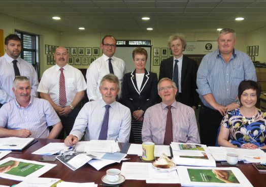 UFU and YFCU progress Land Mobility Scheme