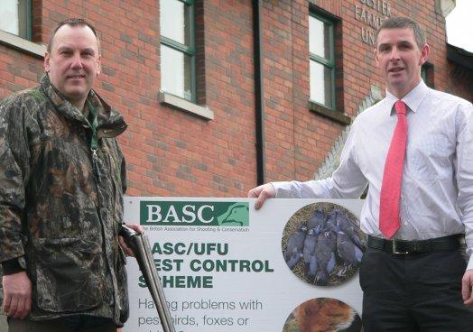 UFU encourages farmers to take advantage of FREE pest control scheme