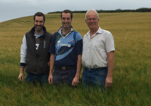 Ards Growers Win 2016 Spring Barley Competition