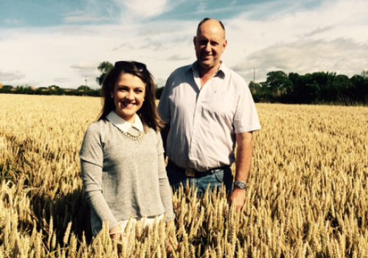 UFU Watch - Lagan Grower Tops UFU Winter Wheat Cereals Competition