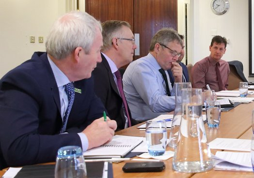 Funding must be spent on agriculture, say farming leaders