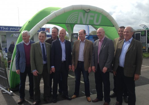 UK and Irish Livestock Representatives working on Cattle and Sheep Issues