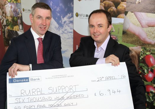 UFU raise funds for Rural Support